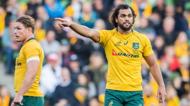 Karmichael Hunt ruled out of Bledisloe Tests