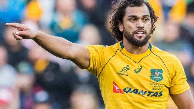 Out: Karmichael Hunt has been ruled out of the Bledisloe Cup opener on August 19