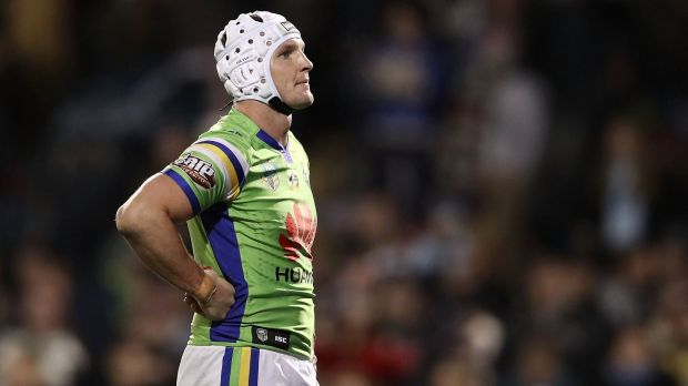 Raiders captain Jarrod Croker is wary of a Brisbane side without Darius Boyd and Anthony Milford.