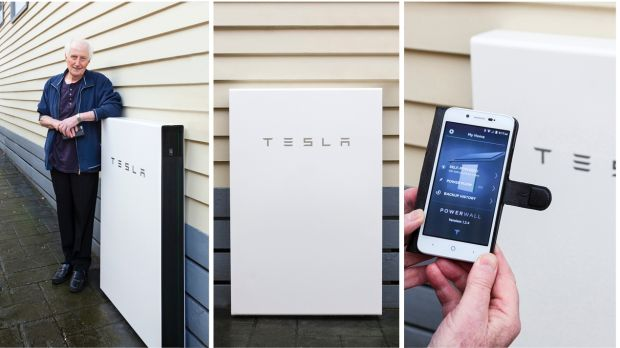 Earlier this week, Brendan was the first homeowner in Victoria to install a Powerwall 2 for the cost of $10,917.