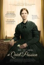 Poster for the film A Quiet Passion.