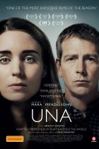 Poster for the film Una.