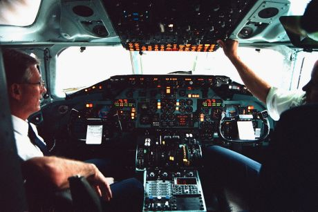 Running the economy is like being a pilot in a modern aircraft: there are lots of gauges and controls.