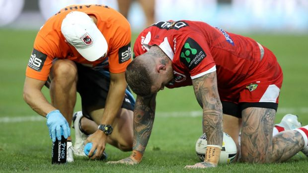 Canterbury Bulldogs break losing streak against St George Illawarra Dragons