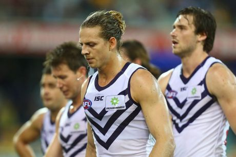 Fyfe has been battling a chest injury.