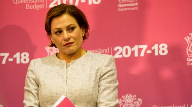 Deputy Premier Jackie Trad: 'We're not waiting for (Malcolm Turnbull).'