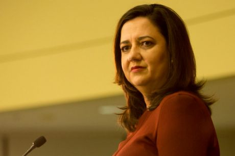 Premier Annastacia Palaszczuk and Treasurer Curtis Pitt copped a barrage of personal abuse after the budget.