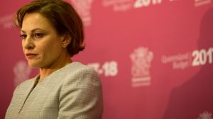 The Greens are targeting Deputy Premier Jackie Trad's electorate of South Brisbane.