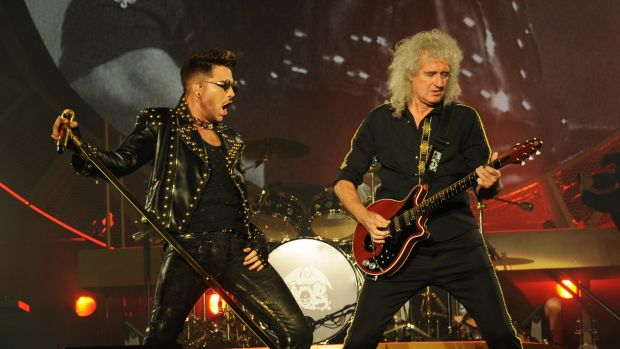 Queen and Adam Lambert are coming back to NZ