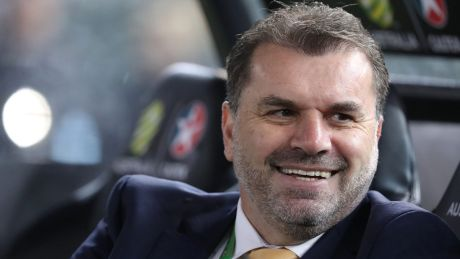 Ange Postecoglou is confident of performing should Australia qualify for the World Cup.