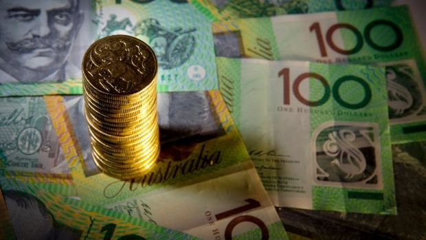 The wages bill jumped up by 1.2 per cent in the three months to September.