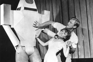 The NFSA will host a screening of the 1950s sci-fi film <i>Target Earth</i>.