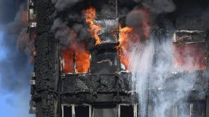 Grenfell Tower - this could happen here.