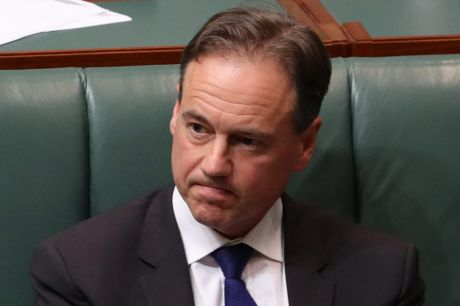 Sports minister Greg Hunt has been Hunt has been told there is plenty of preliminary interest from business in running ...
