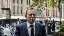 Tony Abbott has laid out an alternative policy program to help the Coalition hang on to government