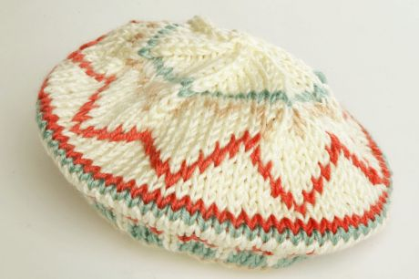 If you love to knit, you could have a side hustle selling cute beanies.