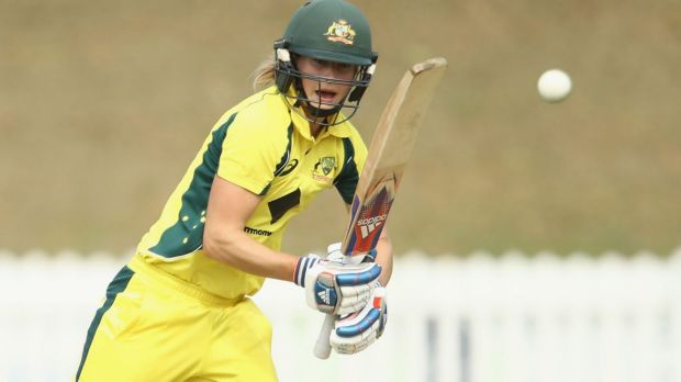Ellyse Perry is in fine form for the Australian cricket team ahead of the World Cup in England.