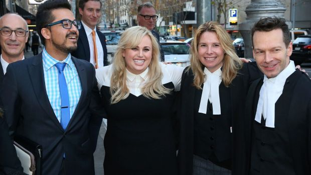 Rebel Wilson demands £3.6m in libel damages