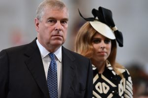 Prince Andrew has been invited to the show jumping championships.