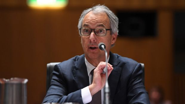 Macquarie Group CEO Nicholas Moore says the bank tax will harm its ability to compete in retail banking.