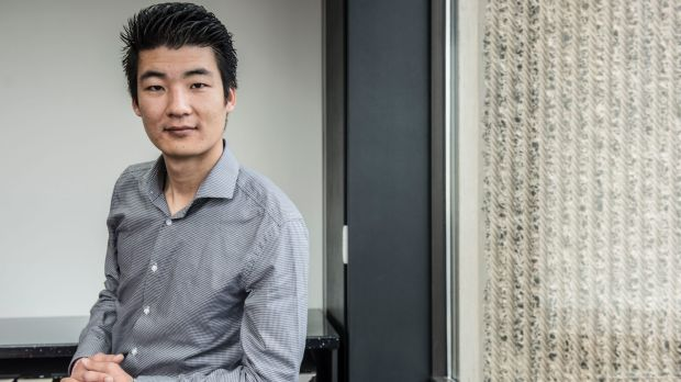 Donald Tang founder of bike sharing new <a style=