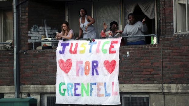 'No stone will be left unturned' in Grenfell Tower inquiry, says PM