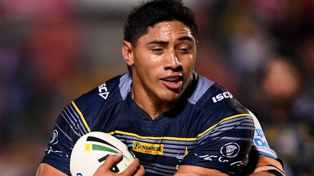 Jason Taumalolo will be vital in the Origin-depleted Cowboys match against ladder leaders Melbourne.