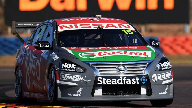 Nissan Australia is already considering could take over from the current Altima V8.