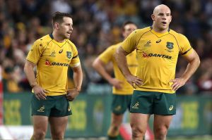 "We are the robots: ""If you look carefully at the Wallabies attacking structure against Scotland on Saturday it was ..."