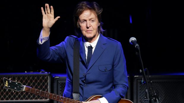 Paul McCartney confirms first New Zealand show in 24 years