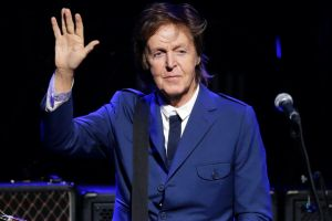 Paul McCartney, now a knight, is on his way to Australia in December.