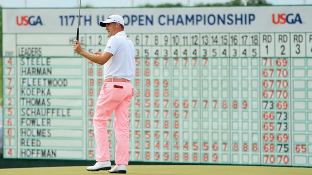 Rory McIlroy remains positive despite missed cut at US Open