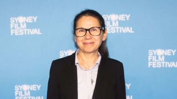 Hungarian filmmaker Ildiko Enyedi, who won the festival competition with On Body And Soul.