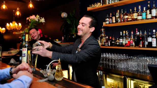 Canberra is less about nightclubs and more about niche bars, such as Manuka's Polit Bar.