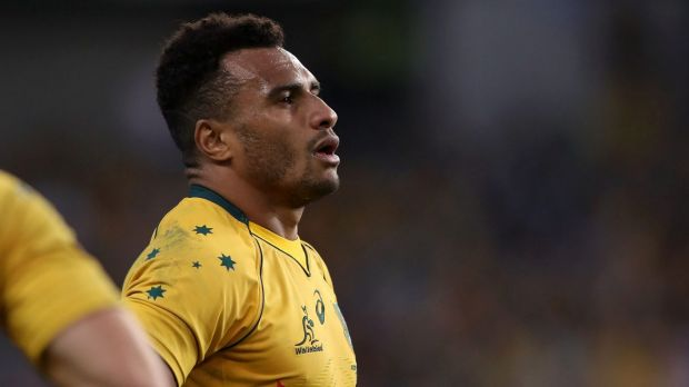 Sub-par service: Will Genia accepts the part he played in the Wallabies' shock loss to Scotland.