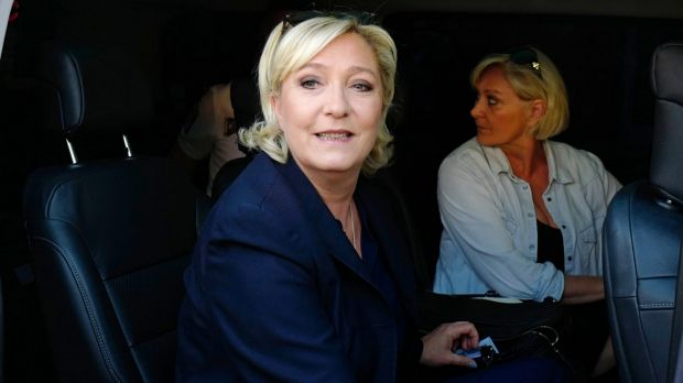 Marine Le Pen of France's Front National placed under formal investigation