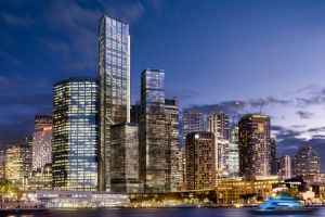 Foster + Partners will design the Circular Quay Tower.