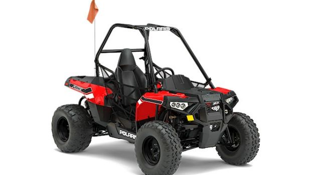 The Polaris Ace 150 is among the asbestos-affected vehicles in Australia.