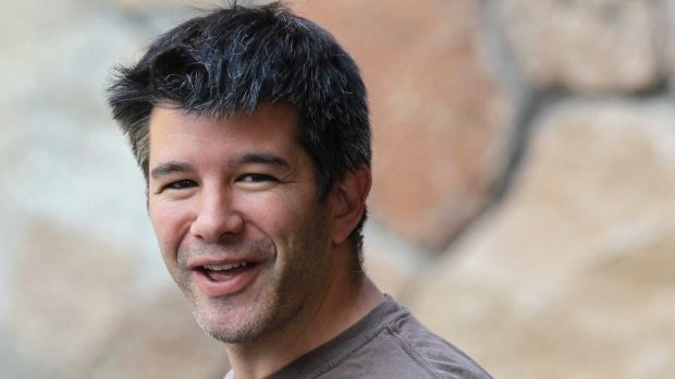 Uber's CEO and cofounder Travis Kalanick steps down