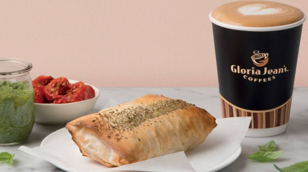 Gloria Jean's had the lowest average health star rating - two stars.