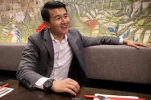Ronny Chieng was headhunted for The Daily Show in 2015.