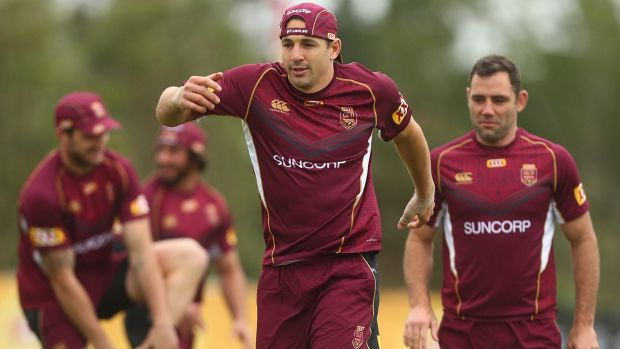 Billy Slater is grateful to have the chance to play again.