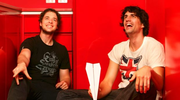 TV and radio personalities Hamish and Andy made their start on Channel 31.