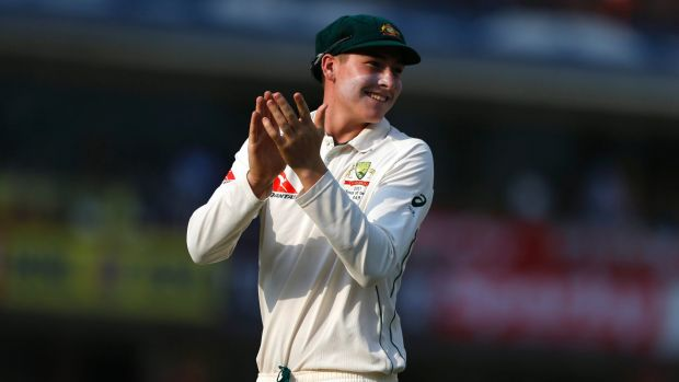 Australia 377-9 at stumps in Bangladesh Test