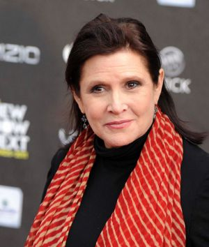 Please let this story about Carrie Fisher and the cow tongue be true.