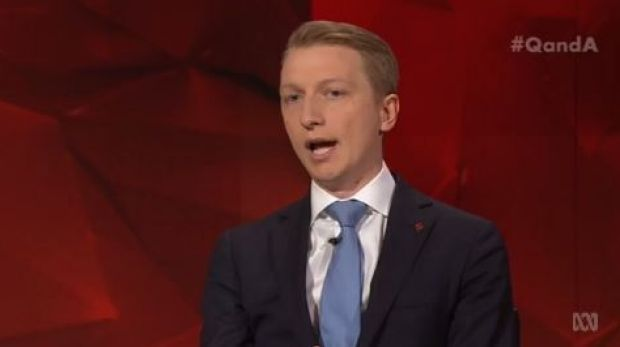 It was primates, not politicians like Senator James Paterson, who were the stars of Monday night's Q&A.
