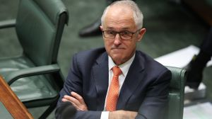 Malcolm Turnbull has blasted personality politics amid the latest Tony Abbott policy intervention