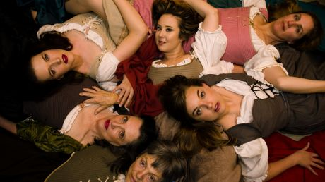 Pigeonhole Theatre's Playhouse Creatures showcases the talents of Canberra women.