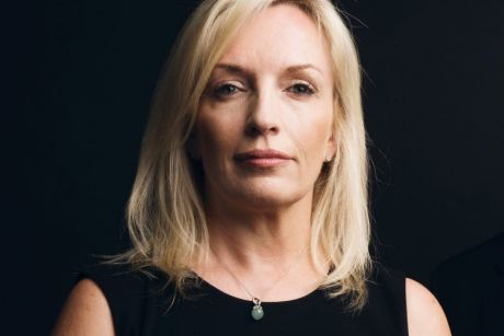 New Australia Post CEO Christine Holgate says she hopes former Blackmores chairman Marcus Blackmore is proud that the ...