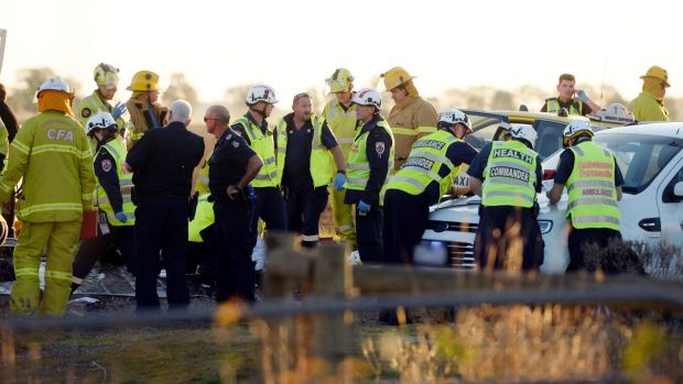 Driver charged over fatal Shepparton mini bus collision
